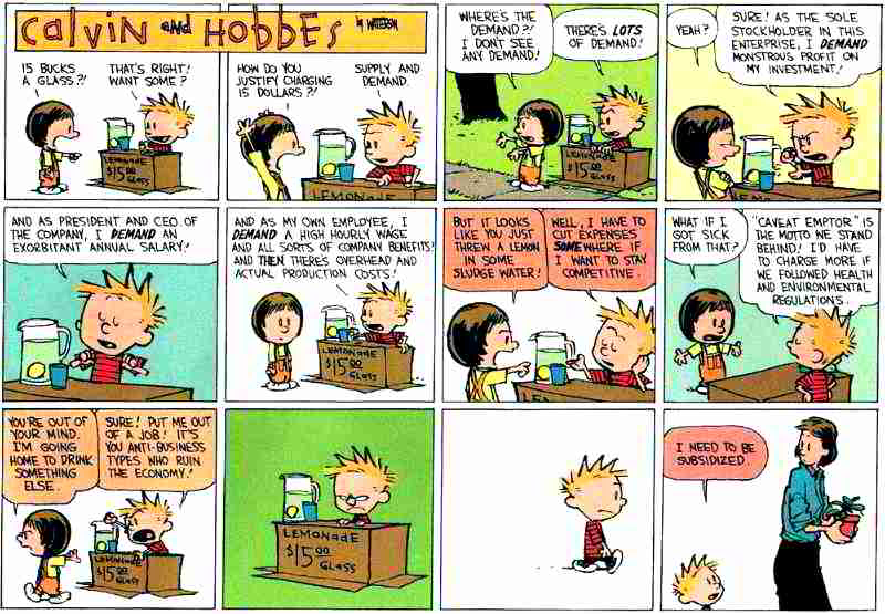 calvin-on-supply-and-demand