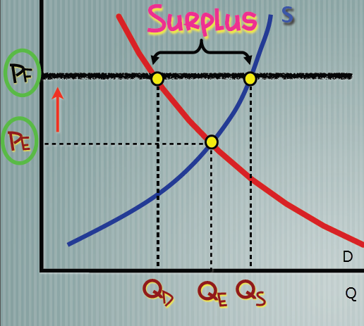 Price Floor Surplus 1